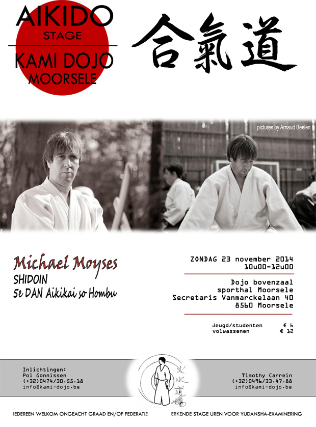 stage aikido michael moyses